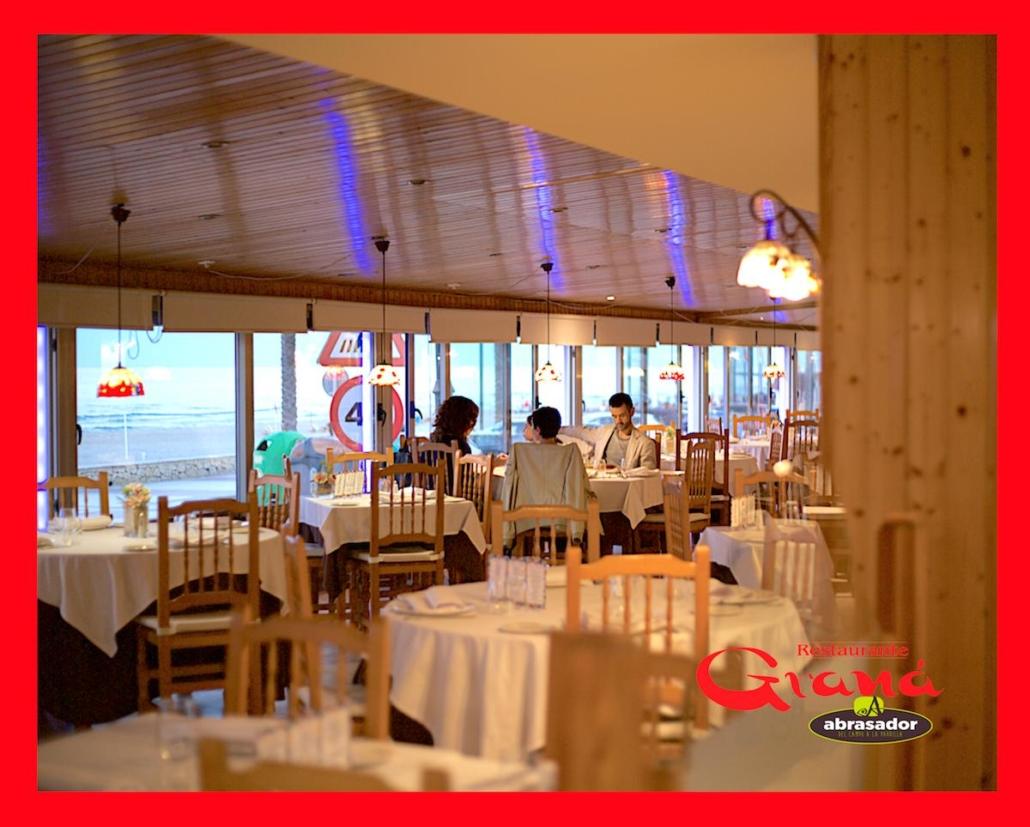 Salón de Restaurante Grana