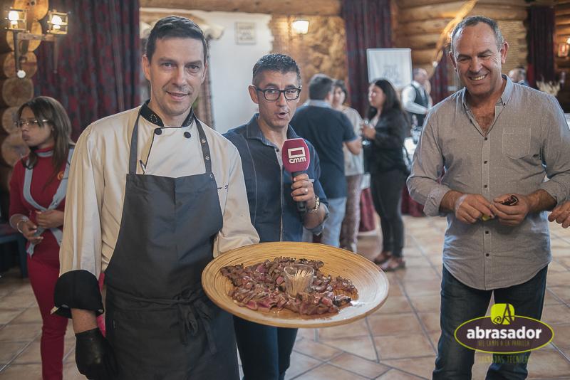 Degustacion con Javier Donaire