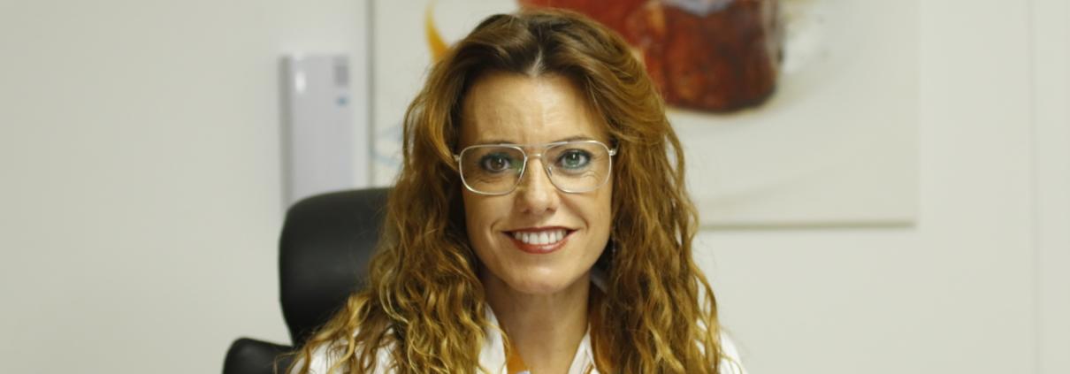 M. Carmen Ramirez, socia fundadora de Grupo Abrasador y responsable de I+D y Calidad,