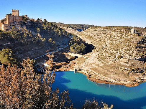 Alarcón, one of the jewels of the province of Cuenca