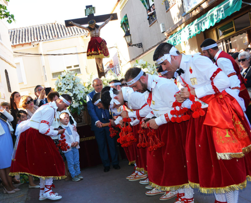 Tradition of the Cristo de la Viga dates back to the Middle Ages
