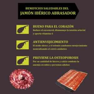 beneficios de jamón ibérico Abrasador1