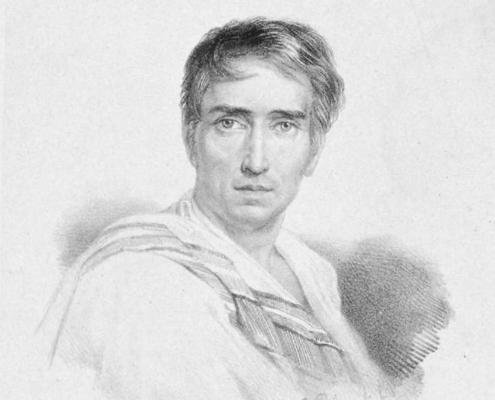 Retrato de José Álvarez Cubero