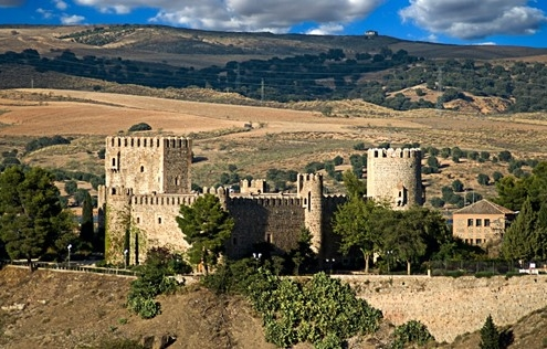 Castle of San Servando