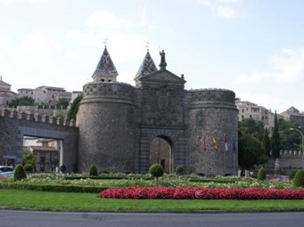 Bisagra Gate in Toledo