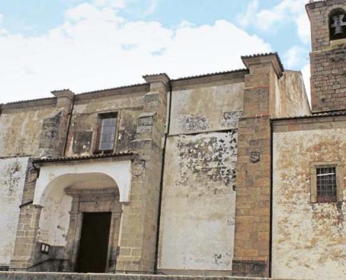 Iglesia de Santa María la Mayor/lagacetadesalamanca