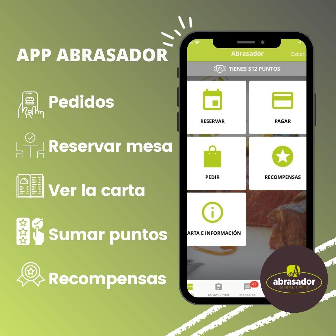 Ventajas App Abrasador