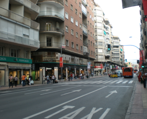 Gran Vía Francisco Salzillo
