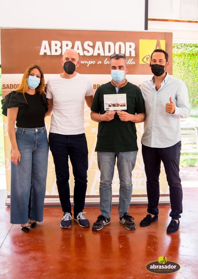 Premio Abrasador Altomira