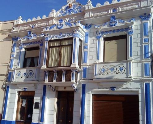 Casas Solariegas y Palacios de Alcázar de San Juan / Cofrades