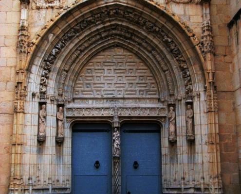 Fachada de Iglesia de San Martín