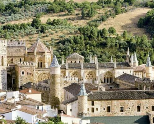 Guadalupe y su monasterio