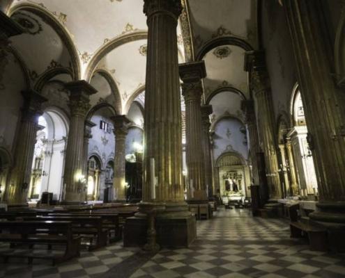Interior San Martín de Callosa