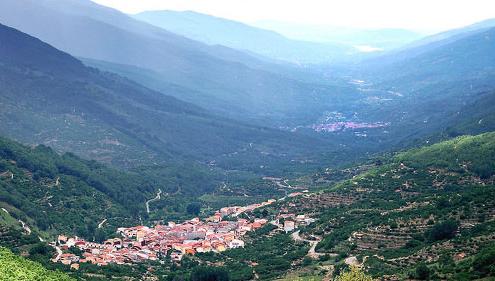 Valle del Jerte, la naturaleza como arquitectura