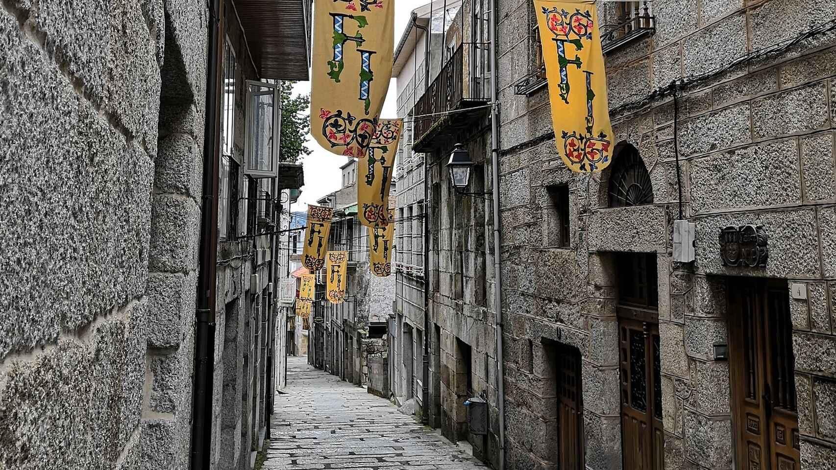 Judería de Segovia