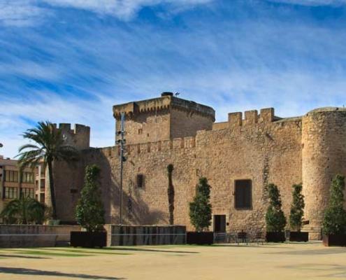 Castillo de Elche/Palacio de Altamira