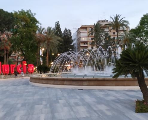 Plaza Circular - La Redonda