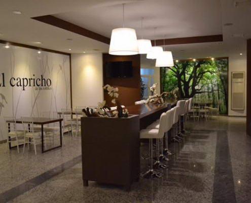 Restaurant Abrasador El Capricho de Los Torres