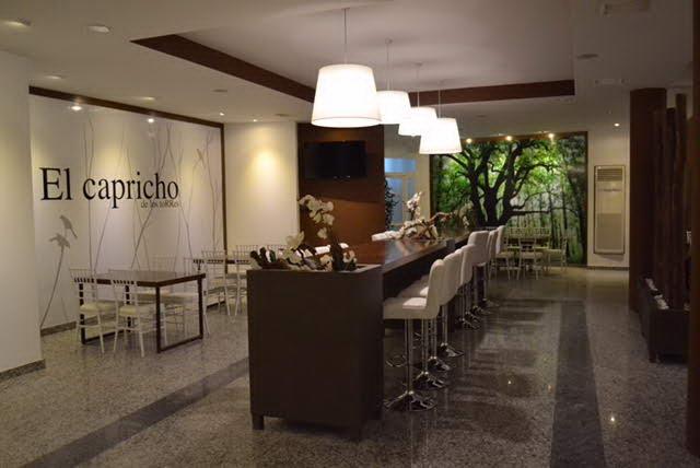 Restaurante Abrasador El Capricho de Los Torres