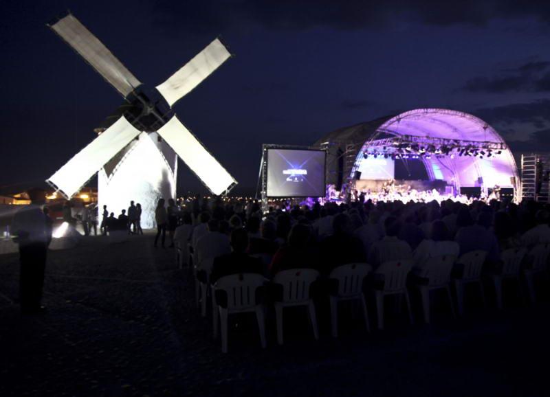 Festival música Campo de Criptana