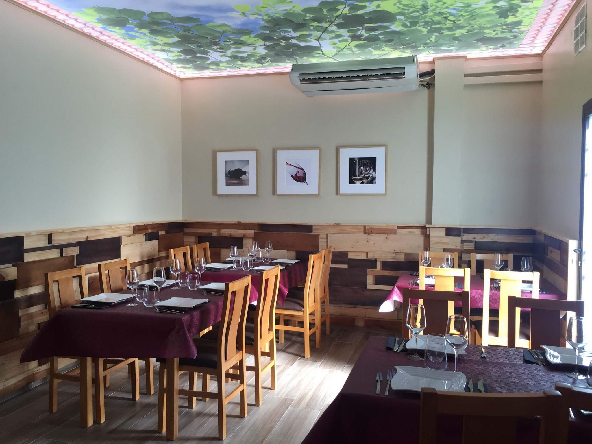 Grupo abrasador nuevo restaurante abrasador en illescas - Restaurantes en illescas toledo ...