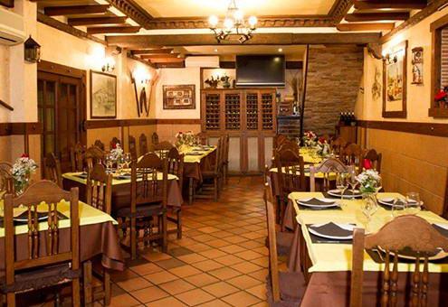 Abrasador Restaurante Casa Benito