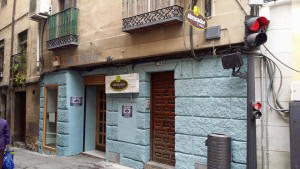 Fachada Restaurante Abrasador El Ambigú