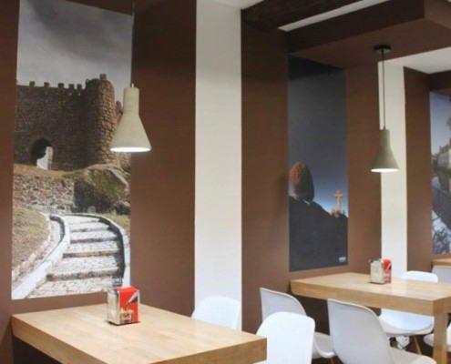 Restaurante Abrasador de Aramando Béjar