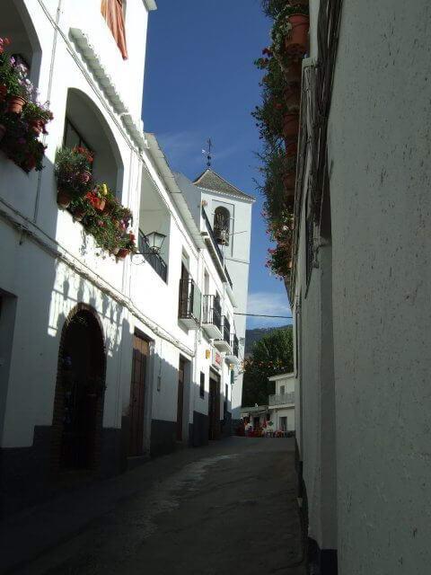 berchules calles