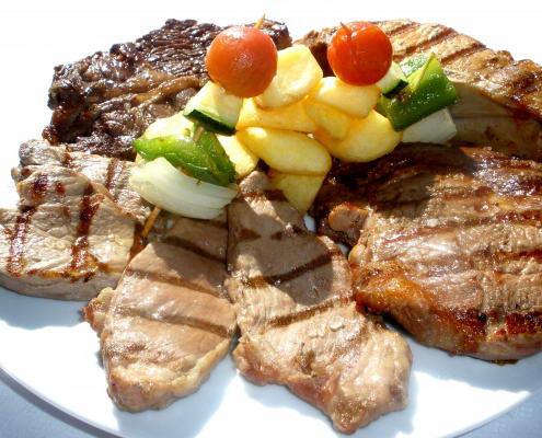 Parrillada Gourmet