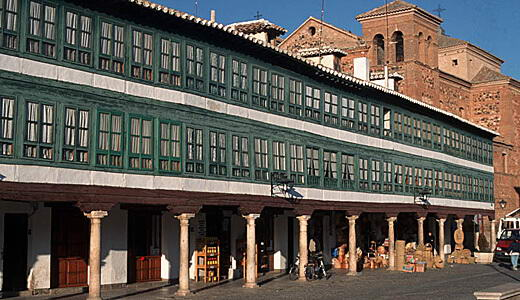 Almagro square